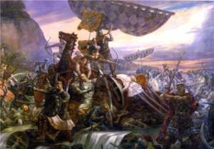 почему святослав воевал с болгарами