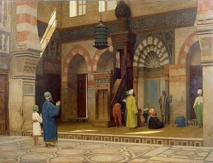 что было основой жизни в арабском халифате
