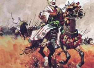 как арабы расширяли пределы халифата