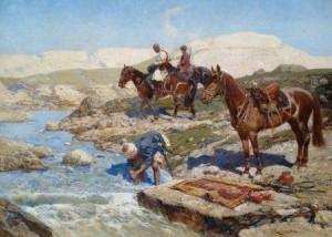 какую роль играл Ислам в Кавказской войне