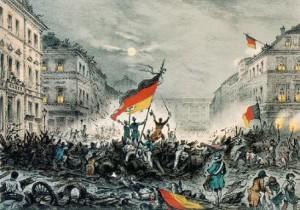 как карл маркс участвовал в революции и революционной деятельности