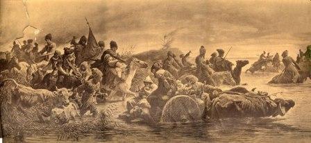 как жили на кавказе в кавказскую войну