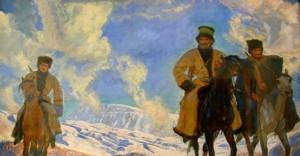 как европа вмешивалась в кавказскую войну