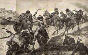 какой успех горцев в кавказскую войну с россией был самый большой