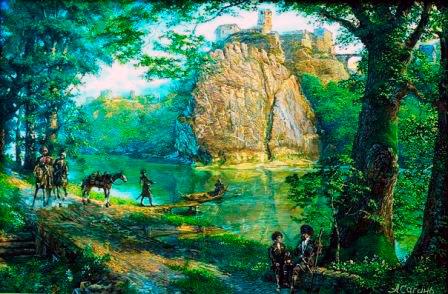 как черкесы воевали в кавказскую войну