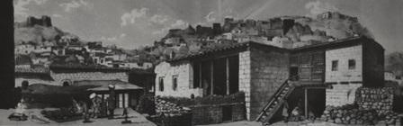 где шла кавказская война