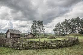 как жило большинство населения древней руси