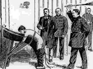 как раньше наказывали малолетних правонарушителей