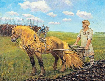 каков был быт жителей древней руси
