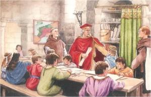 почему в средневековье детей часто секли