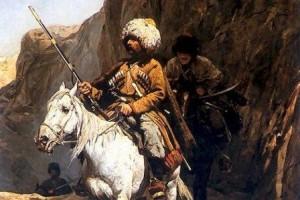 как шло сопротивление россии горцев кавказа