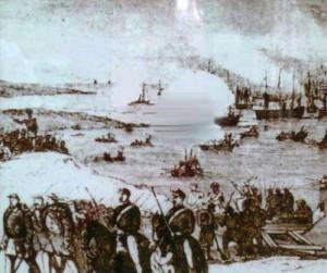 какую роль играли в кавказской войне османская империя и страны европы