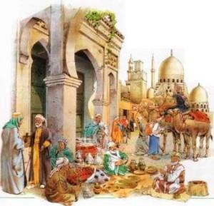 когда исламский мир стал таким, как его изображают в европейских книгах