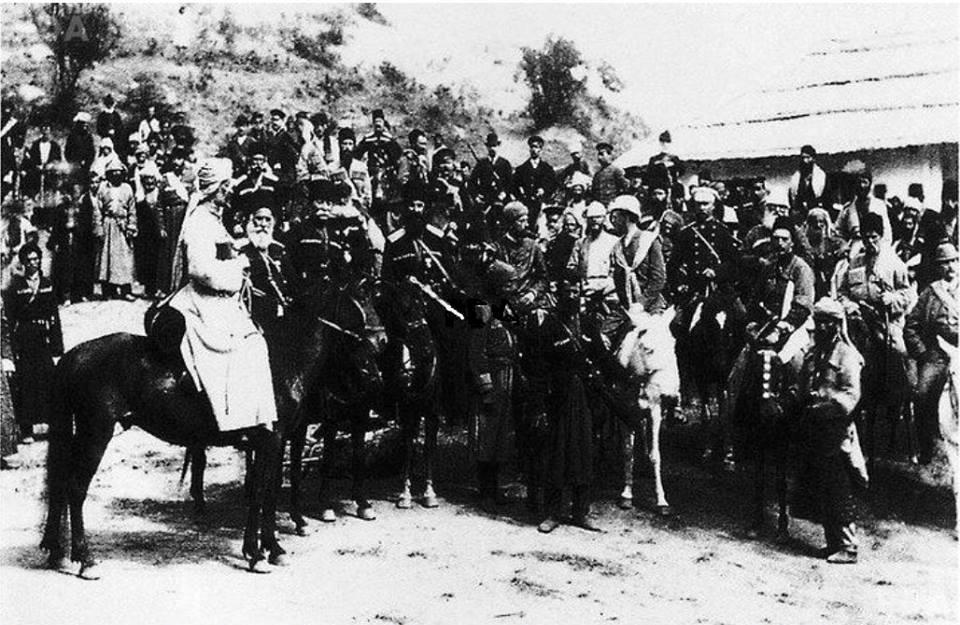 кавказская война как адыги предлагали мирное решение войны