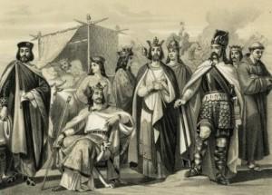 карл первый великий и его империя