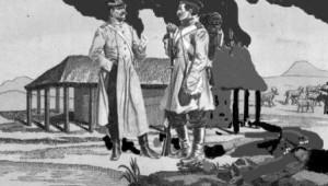 кавказская война зачем российские войска сжигали аулы на кавказе