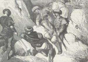 кавказская война горцы обороняются