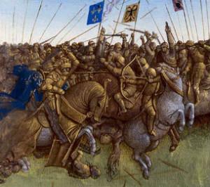 почему в средневековье короли воевали между собой