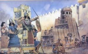 чем знаменита ассирия
