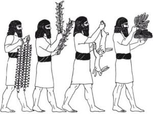 как жили древние ассирийцы