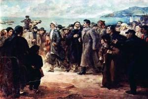 как сталин вел революционную деятельность