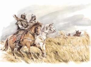 почему кочевники были жестокими