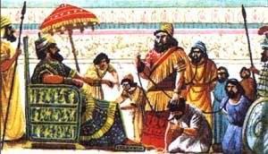 как образовалась ассирийская империя