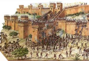 как погибла древняя ассирия
