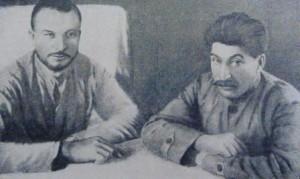 что сталин делал на гражданской войне
