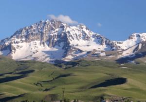 где гора Арагац
