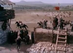 как воевали кипчаки-половцы