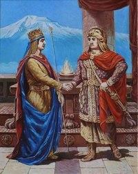 как жила армения в древности и откуда происходят армяне