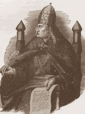 как папы враждовали с императорами