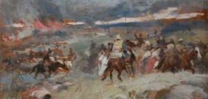 почему кипчаки-половцы все время воевали