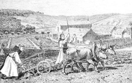 почему священная римская империя пришла в упадок