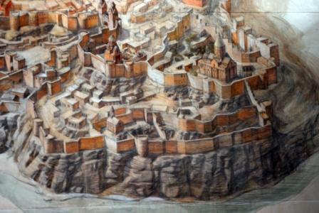 как выглядел город ани
