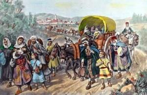 как евреи жили в разных странах
