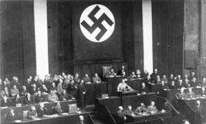 как выглядел рейхстаг с нацистами