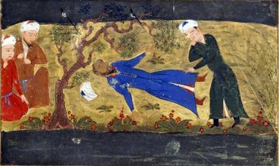 как умер Мухаммед 2