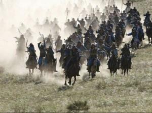 как монголы появились в европе