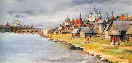 какая была история древней руси