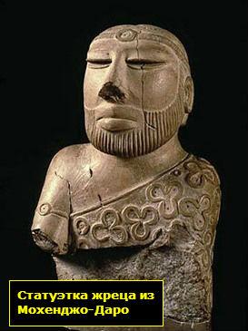 как выглядели древнейшие индийцы