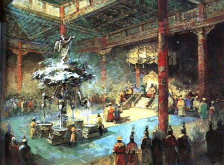 где жили монгольские ханы
