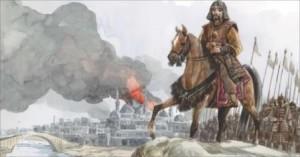 монгольские завоеватели были жестокие