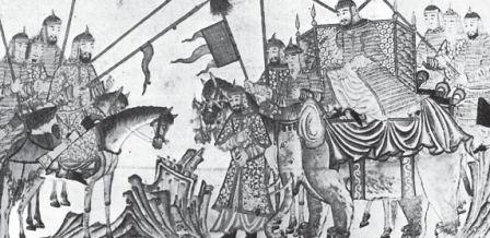 что такое монгольская империя