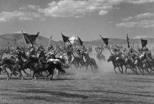 как выглядело монгольское войско