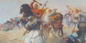 как распалась монгольская империя