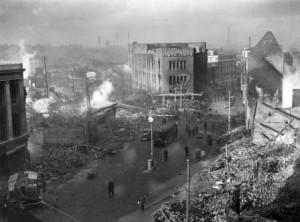 зачем немцы бомбили англию