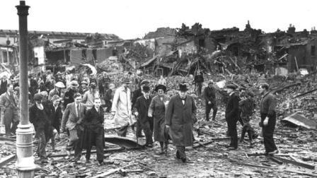 что делал черчилль во вторую мировую войну