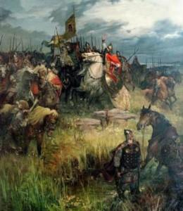 зачем половцы воевали с русскими